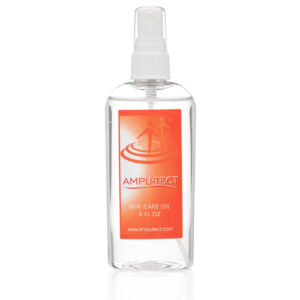 Amputect Skin Care Oil 4 fl oz bottle