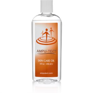 Amputect 8oz Bottle front
